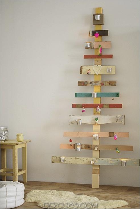 Wand Weihnachtsbaum Ideen 2 Wand Weihnachtsbaum Ideen Top 20 für 2012