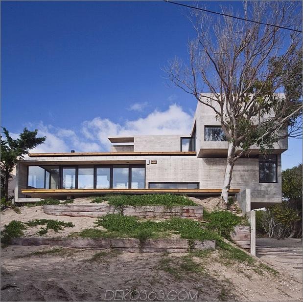 wartungsarmes Strandhaus aus Beton 1 Düne thumb 630xauto 34427 Wartungsarmes Betonstrandhaus