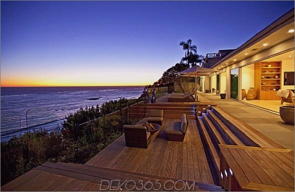 Ferienhäuser am Wasser Ferienhaus encinal bluff 1 Ferienhäuser am Wasser - Oceanfront Luxusimmobilien zum Verkauf in Malibu