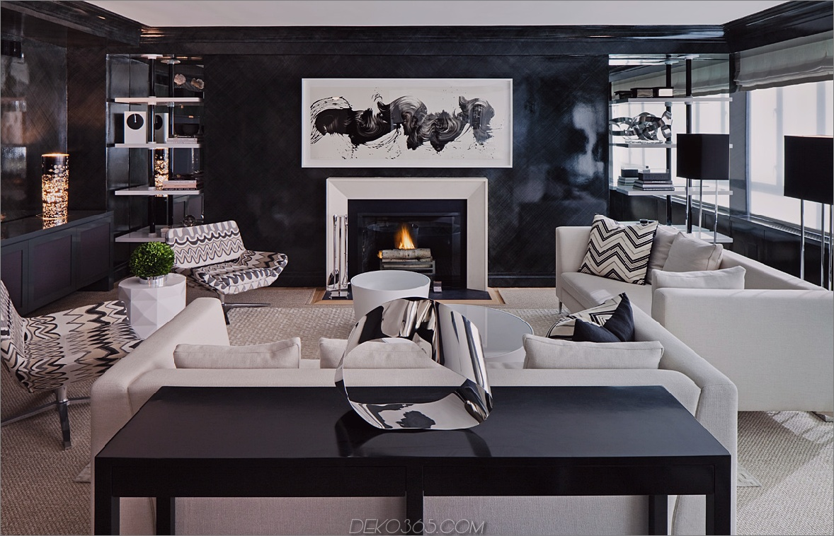 Wohnzimmer mit weißen Sofas Weißes Sofa Ideen für ein stilvolles Wohnzimmer