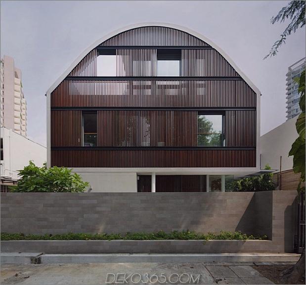Windgewölbehaus mit gewölbtem Dach und Glassockel 1 thumb 630x587 13530 Windgewölbehaus mit ovalem Dach
