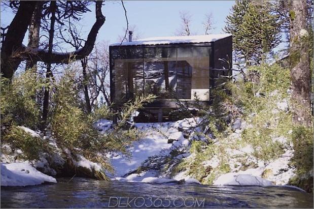 Winterkabine Zugang zu erhöhtem Gehweg 1 Ufer Daumen 630xauto 32694 Winterkabine Zugang durch erhöhten Gehweg
