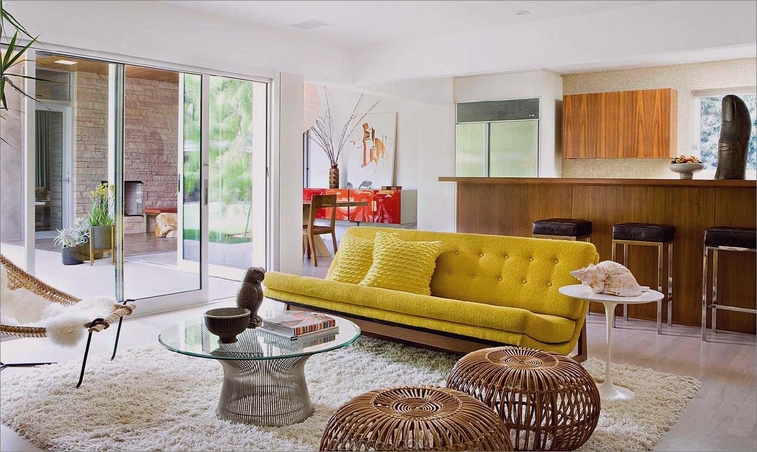 Whimscal-Schlafzimmer Mid Century Living Room Ideen, die zeitlos sind