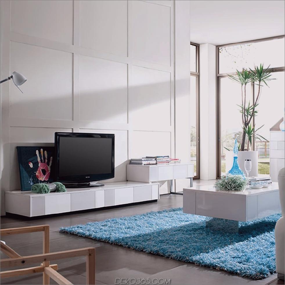 blaue Wolldecke Living Room Teppiche, die Ihren Raum auf elegante Weise verwandeln