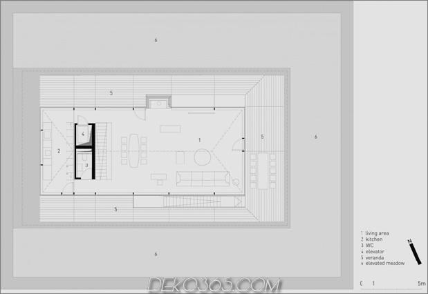 Wow: Ein Haus mit Dry Rock Surround schafft private Wiese im Obergeschoss_5c58f9eaa9d27.jpg