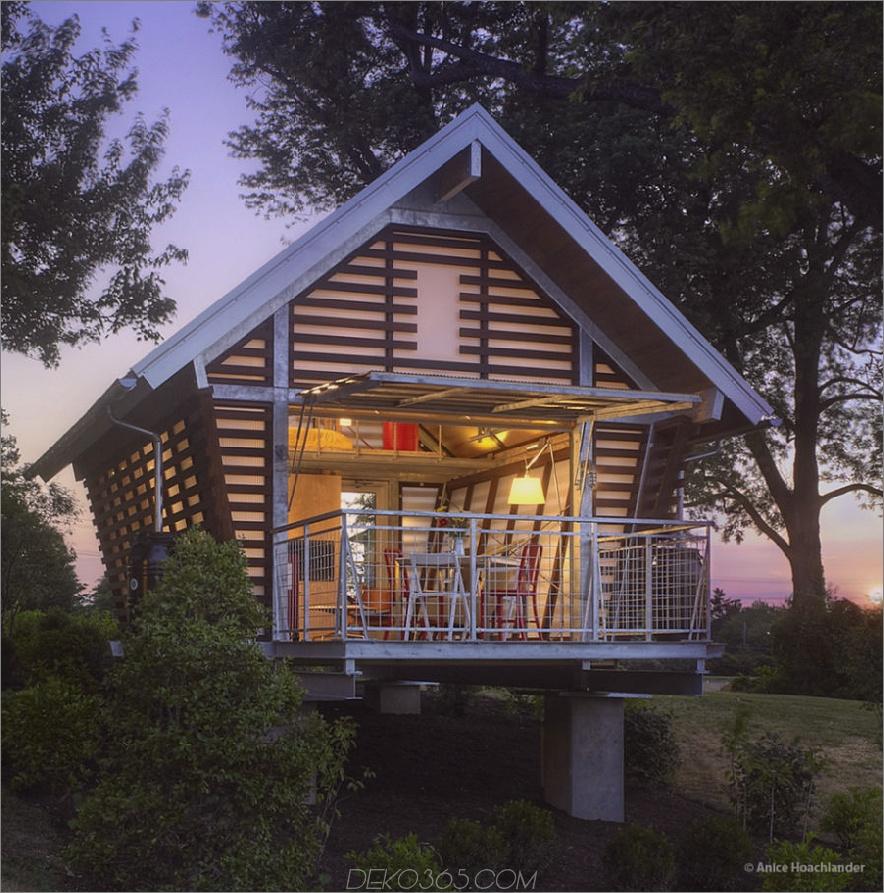 Broadhurst Architects 900x909 Würden Sie in einem kleinen Haus wohnen?
