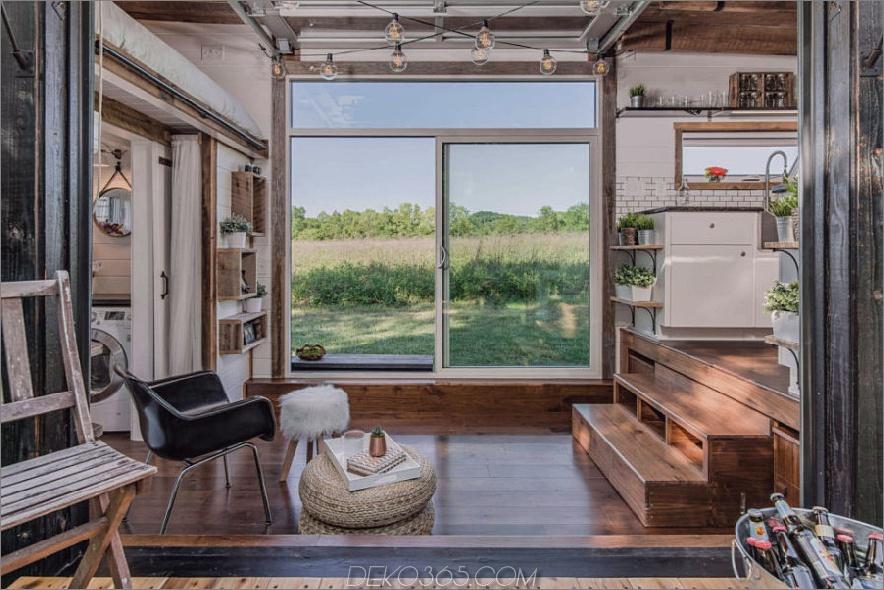 Alpha kleines Haus Wohnzimmer