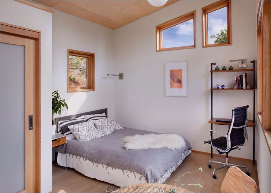 Flat-Pack Haus Schlafzimmer