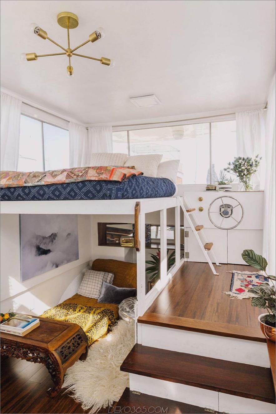 Boot Schlafzimmer