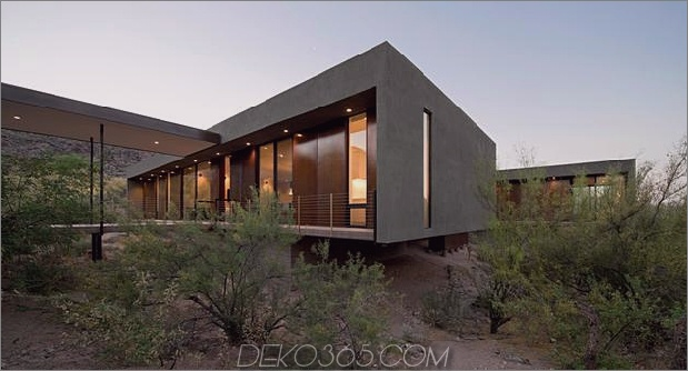 Wüstenhaus-Aussichtsplattform Pool 2 site thumb 630xauto 45910 Wüstenhaus mit fantastischer Aussichtsveranda neben dem Pool