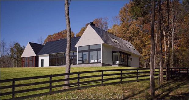 zeitgenössische aufnahme des warmen landhauses 2 thumb 630x333 11005 Zeitgenössische aufnahme des warmen landhauses