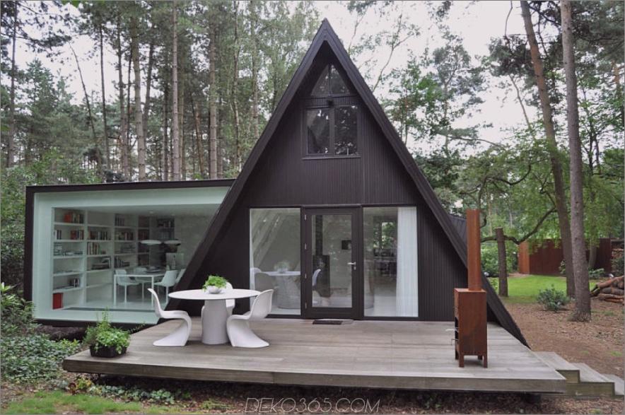Erweiterung Haus vB4 Terrasse