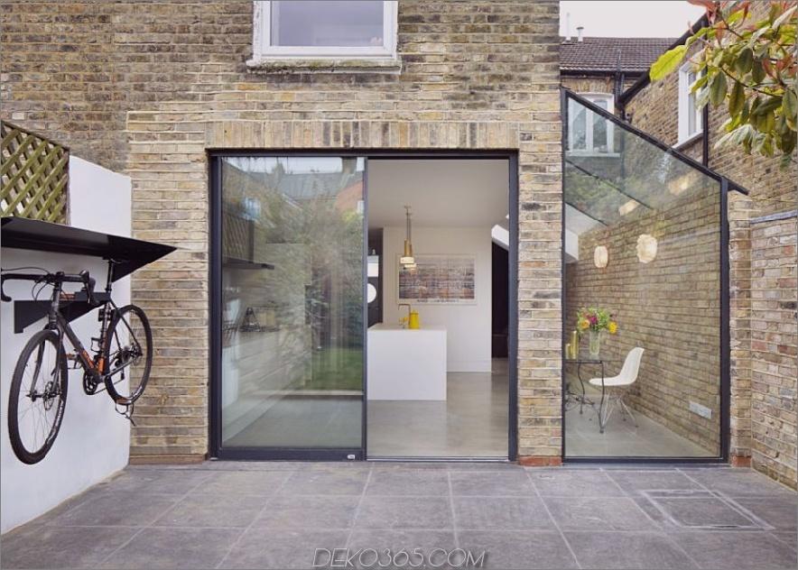 London Hauserweiterung