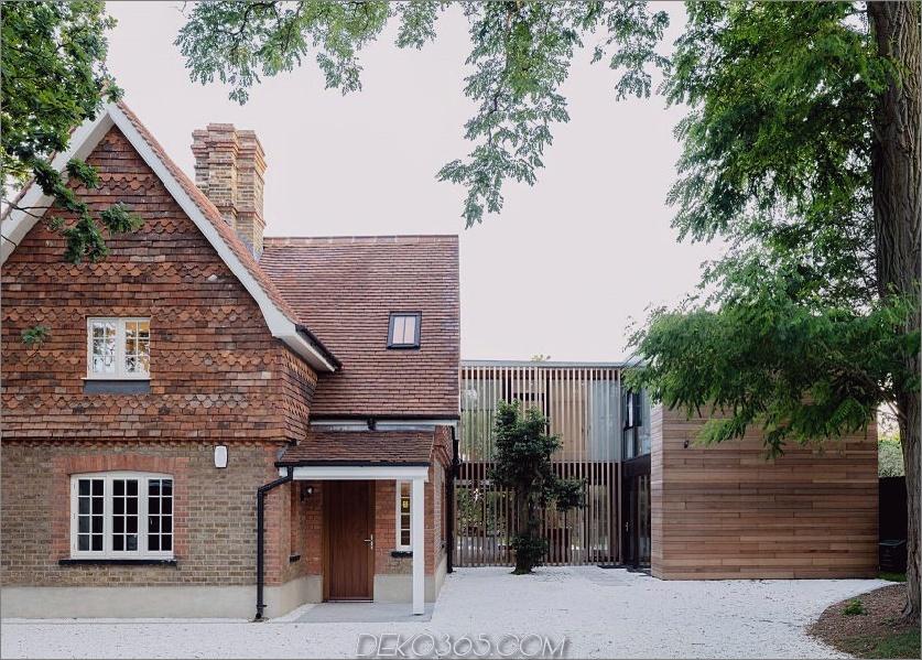 Richmond Park Gatehouse Erweiterung