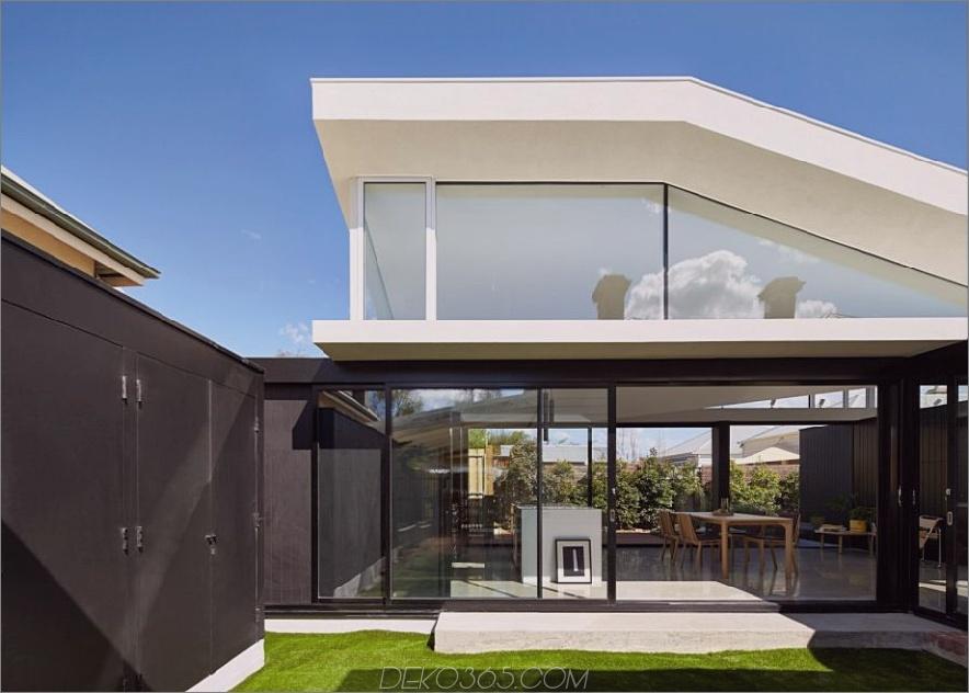 Melbourne Hauserweiterungsplatz