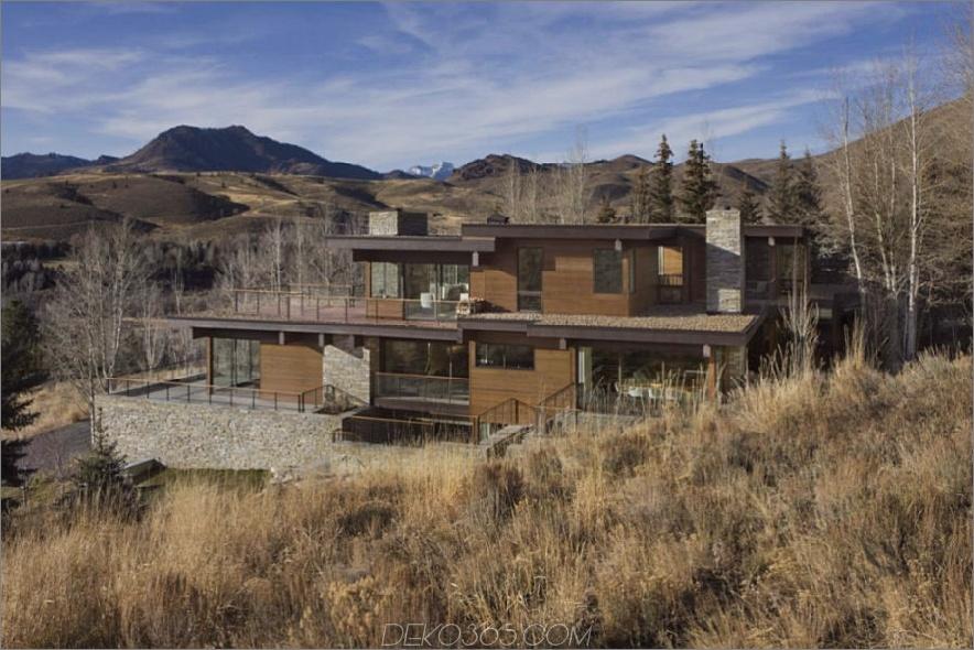 Prospector Residence von Marmol Radziner 900x600 Zeitgenössische Ferienhäuser Youd möchte Ihr Zuhause machen