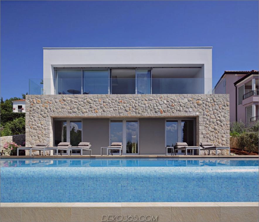 Haus auf der Insel Krk von DVA Arhitekta