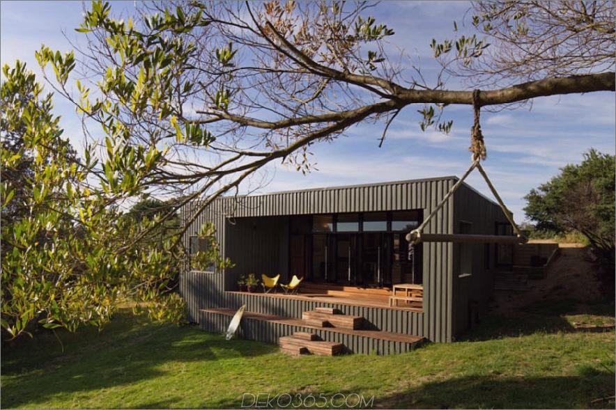 Venus Bay Bach von MRTN Architects