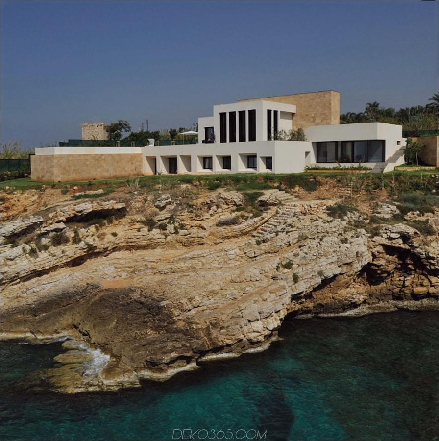 Fidar Beach House von Raed Abillama Architects