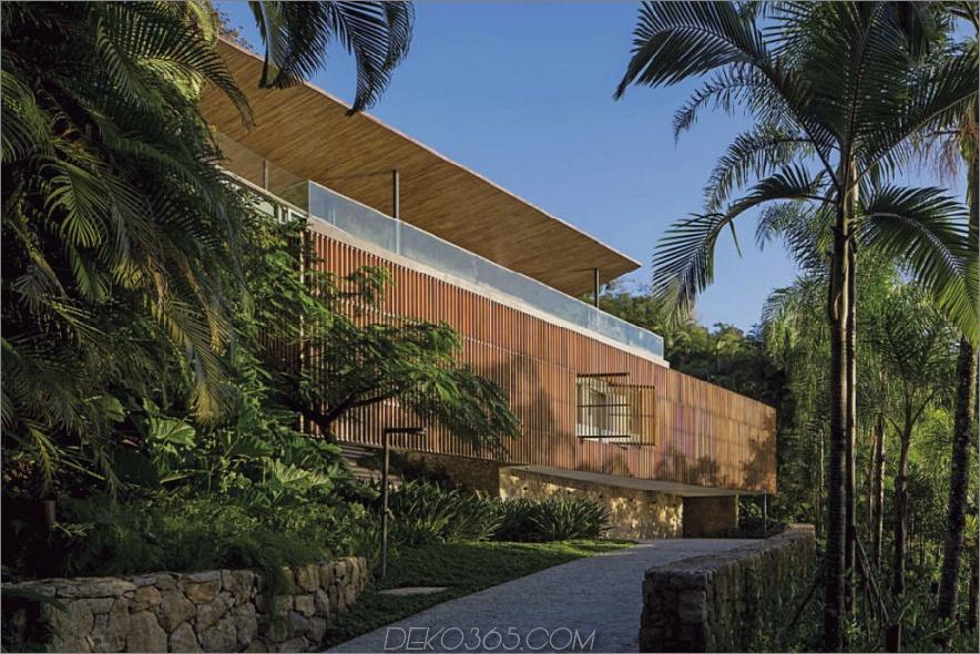 Delta House von Bernardes Arquitetura