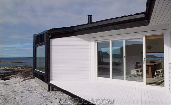 norway cabin 4 Zeitgenössische Hütte in Norwegen