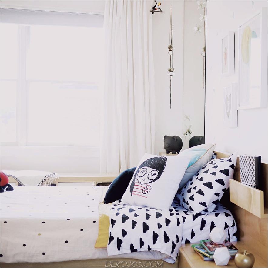 Stilvolles Mädchenzimmer 900x900 Zeitgenössische Kinderzimmer-Designs, die cool und stilvoll sind