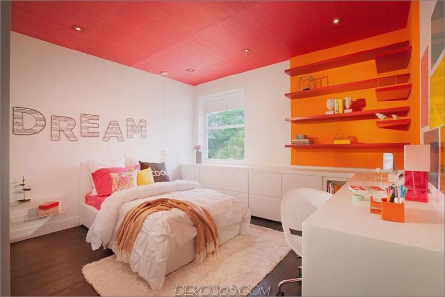 Das helle Kinderzimmer von DKOR Interiors