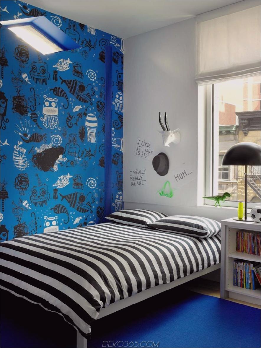 Helle Kinderzimmeridee von Ghislaine Viñas Interior Design