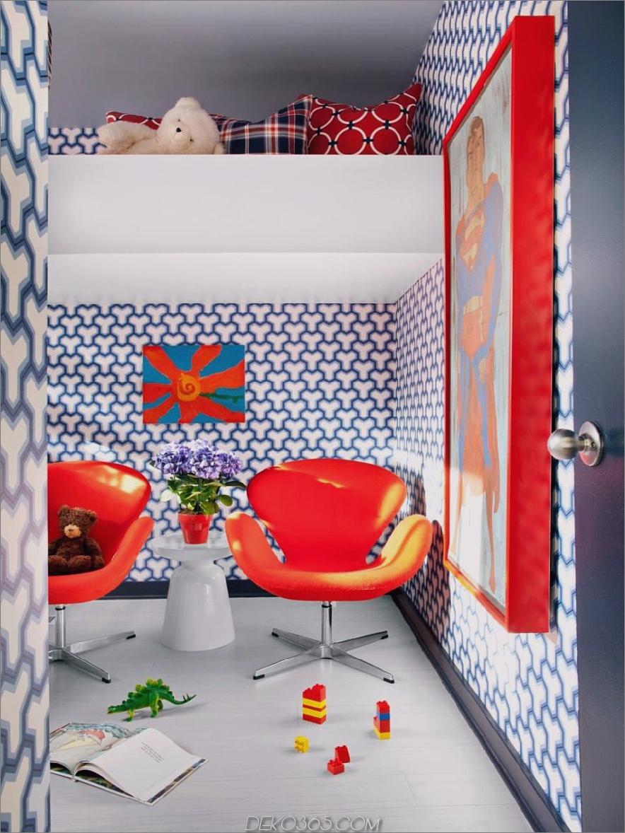 Helles Jungenzimmer von Brian Patrick Flynn