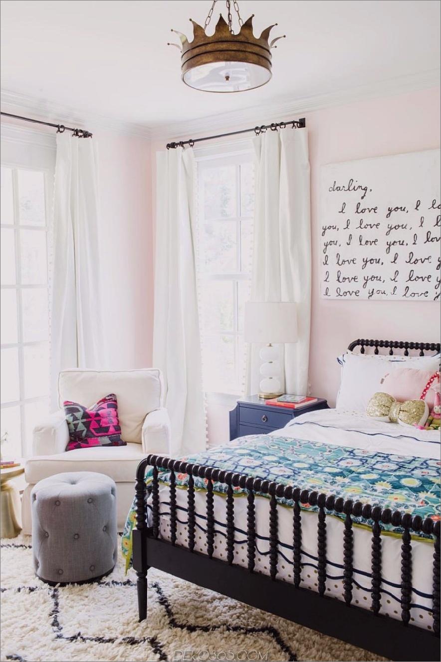 Feminines Kinderzimmer von Kendall Simmons