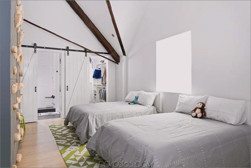 Einfaches gemeinsames Kinderzimmer Linc Thelen Design
