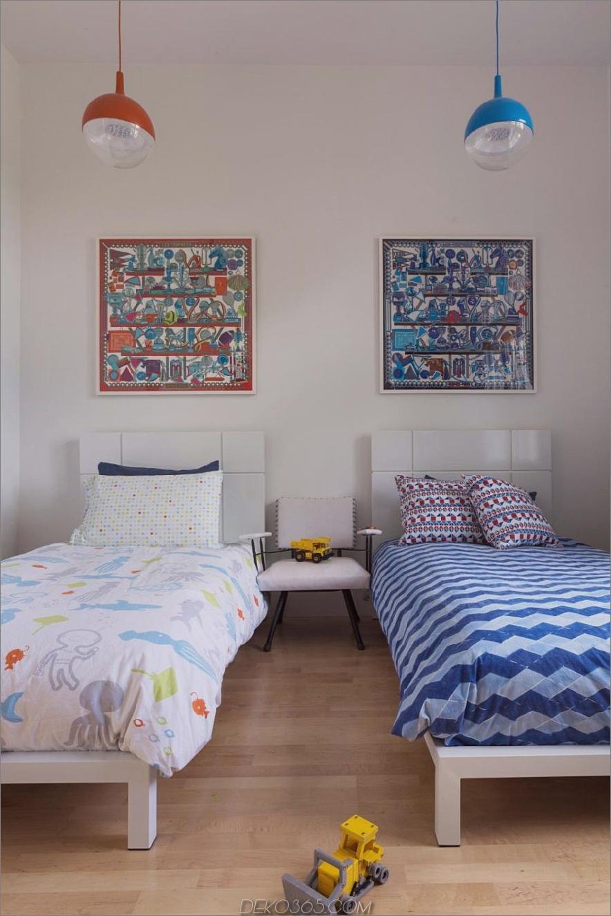 Geteiltes Kinderzimmer von Ann Lowengart