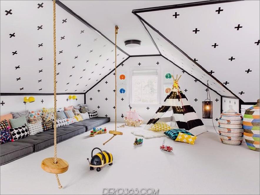 Fun Kinderzimmer Design von Chango und Co.