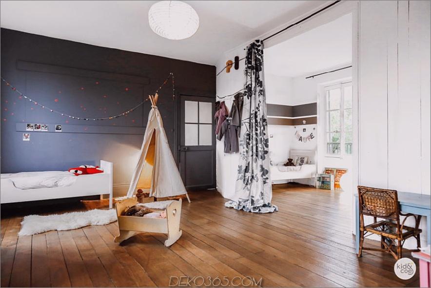 Geteilte Kinderzimmer in der Saint Martin Residence