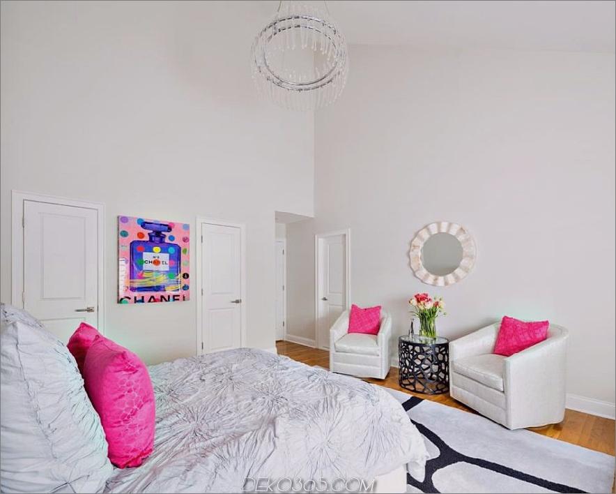 Geräumiges Mädchenzimmer von Claire Paquin