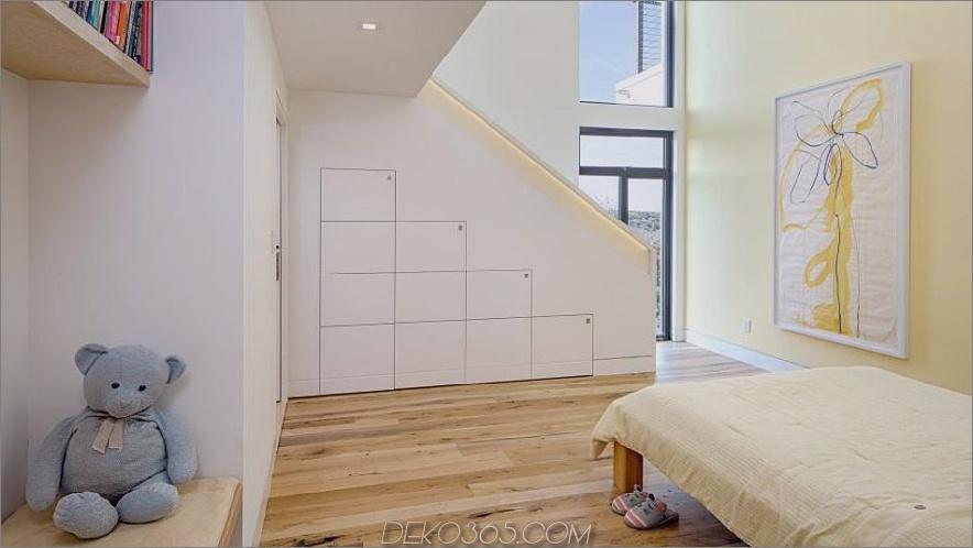 Minimalistisches Kinderzimmer von Specht Architects