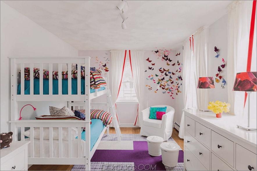 Geteiltes Kinderzimmer