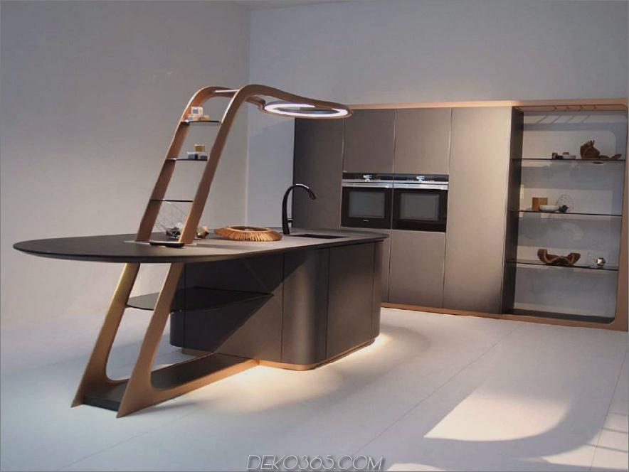 Moderne Aria Küche von Snadeiro 900x675 Zeitgenössische Küchenmöbel Designs Youll Love