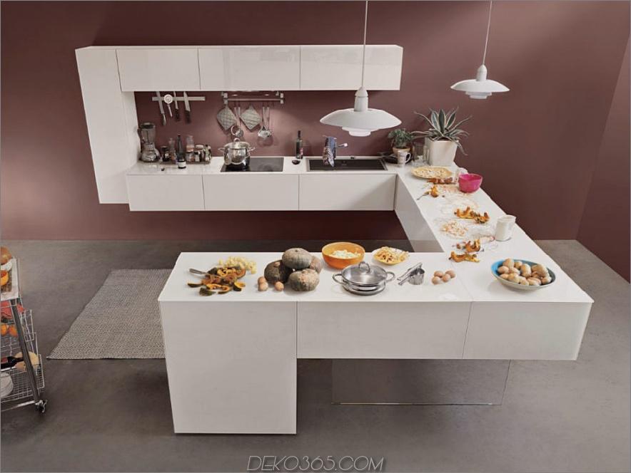Kreatives Küchendesign von Lago 900x675 Zeitgenössische Küchenmöbel Designs Youll Love