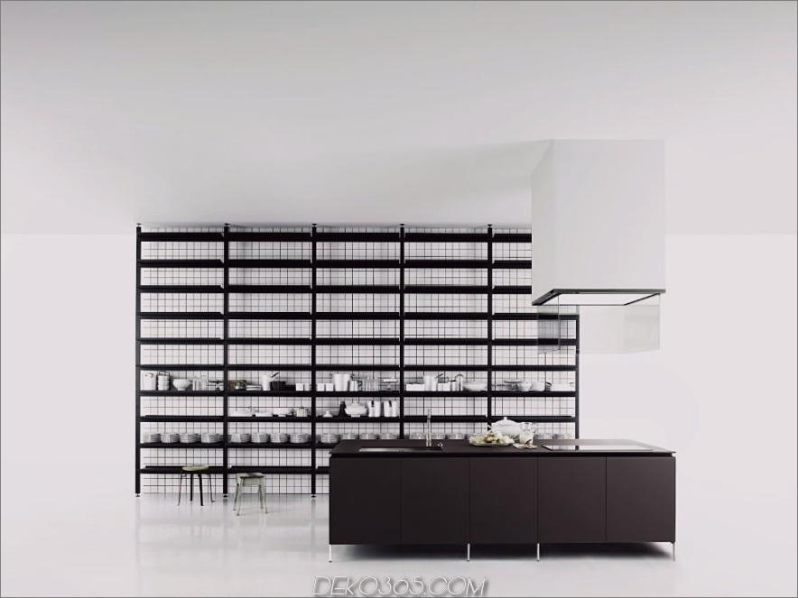 Küchenschrank alternativ Xila von Boffi