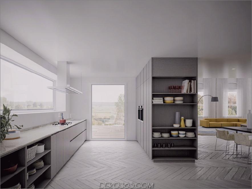 Velvet Profile I Küchenschränke von GD Arredamenti