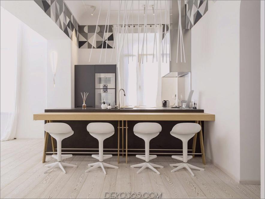 Coole Kücheninsel von TM Italia Cucine