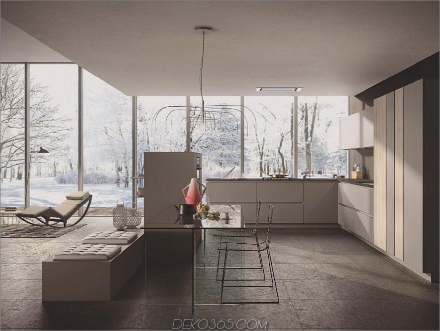 LOOK Kitchen von Snaidero