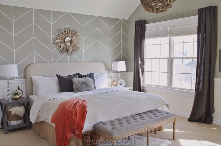 Zeitgenössische Schlafzimmerideen
