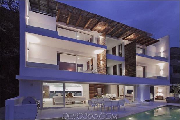 Zeitgenössisches Haus im mexikanischen Paradies 1 thumb 630x419 10199 Modernes Haus im mexikanischen Paradies