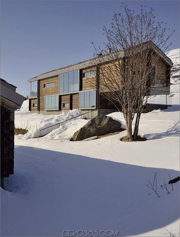 Holzblockhaus zeitgenössische Montage jva 2 exterior thumb autox831 47856 Zeitgenössisches Holzhaus von JVA