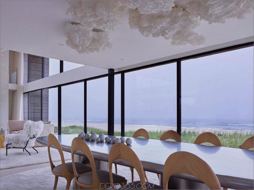Verglaste Wände der ersten Ebene bieten atemberaubende Ausblicke