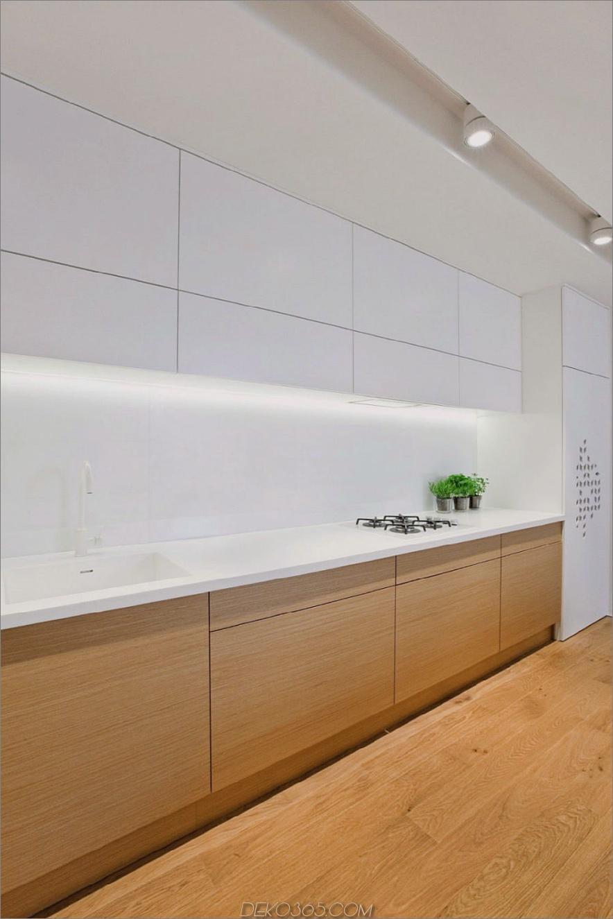Zeitgenössisches polnisches Zuhause verwendet Textur und Farbe als Akzente_5c58f4d271b91.jpg