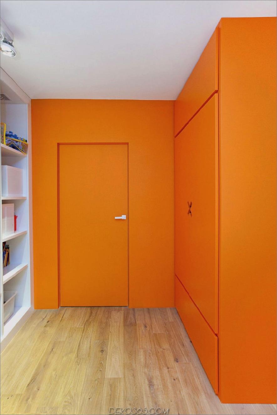 Zeitgenössisches polnisches Zuhause verwendet Textur und Farbe als Akzente_5c58f4da53214.jpg