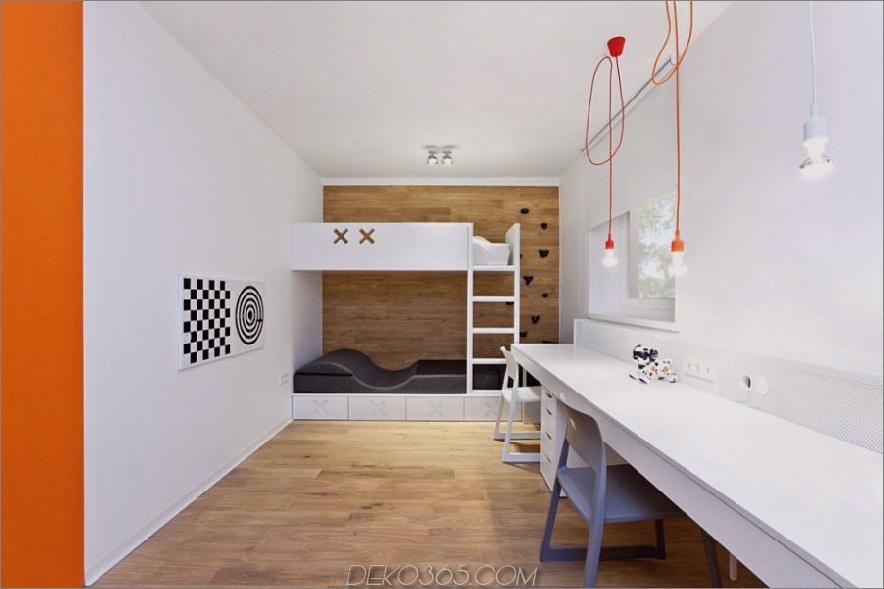 Zeitgenössisches polnisches Zuhause verwendet Textur und Farbe als Akzente_5c58f4daef33d.jpg